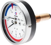Термоманометр ТМТБ (осевое присоединение)