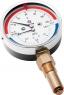 Термоманометр ТМТБ (радиальное присоединение)