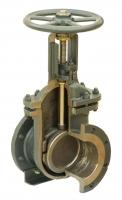 Задвижка стальная литая клиновая 30с41нж Ру16