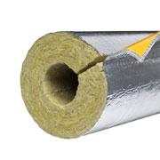 Цилиндр теплоизоляционный фольгированный