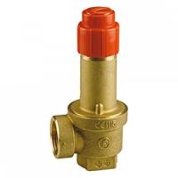 Предохранительный клапан с внутренней резьбой